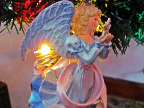 Christmas Angel پیپر وال