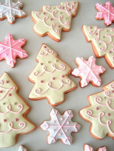 Weihnachten Cookies!