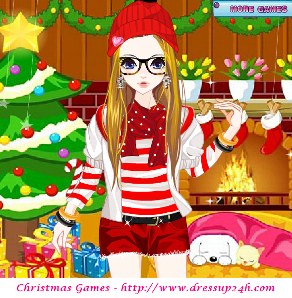 Christmas Games for Girls - Girl Games