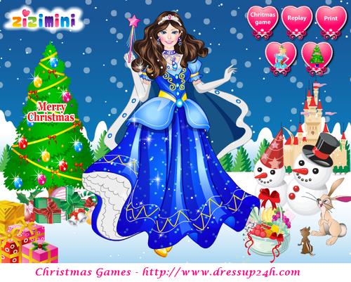 クリスマス Games