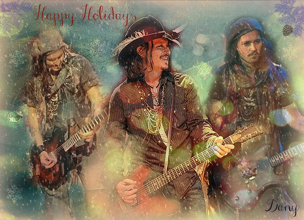 Johnny Depp Christmas Johnny Depp Christmas Johnny
