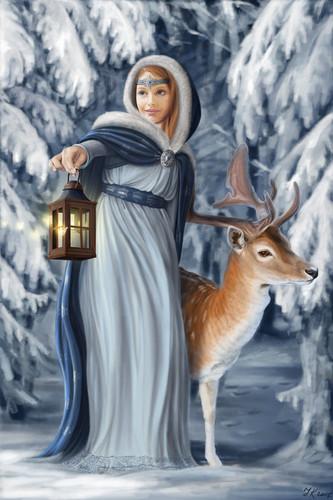 क्रिस्मस Spirit
