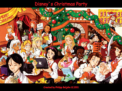 Krismas party
