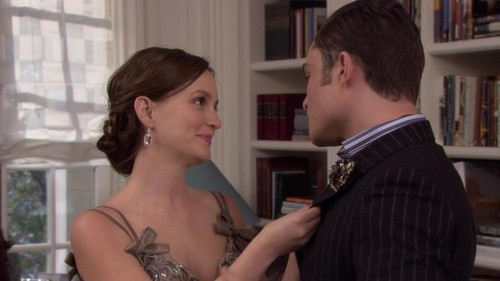 Chuck & Blair in the flashforward ♥