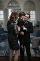 Chuck, Henry and Grandma Waldorf - gossip-girl photo
