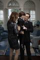 Chuck, Henry and Grandma Waldorf