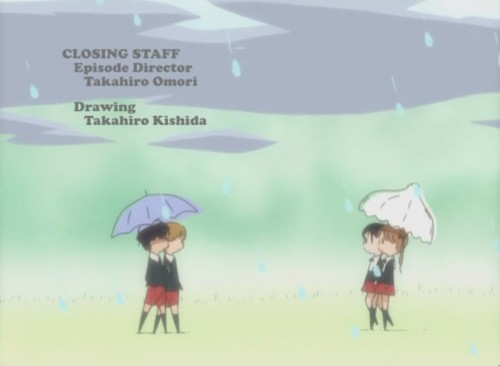 "Closing Theme - ""Rainbow Of Happiness"""