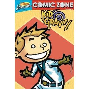 Comic Zone Cover 1