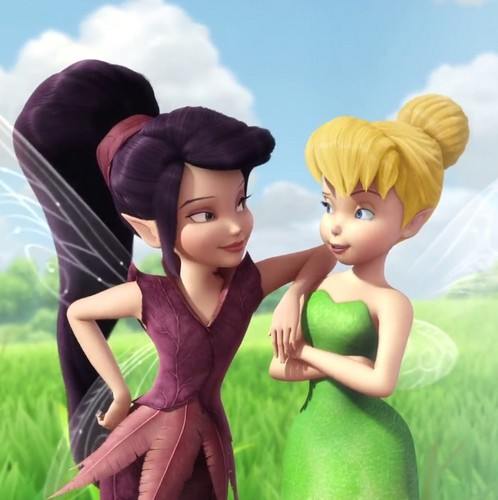 Cool Vidia and Tink pic