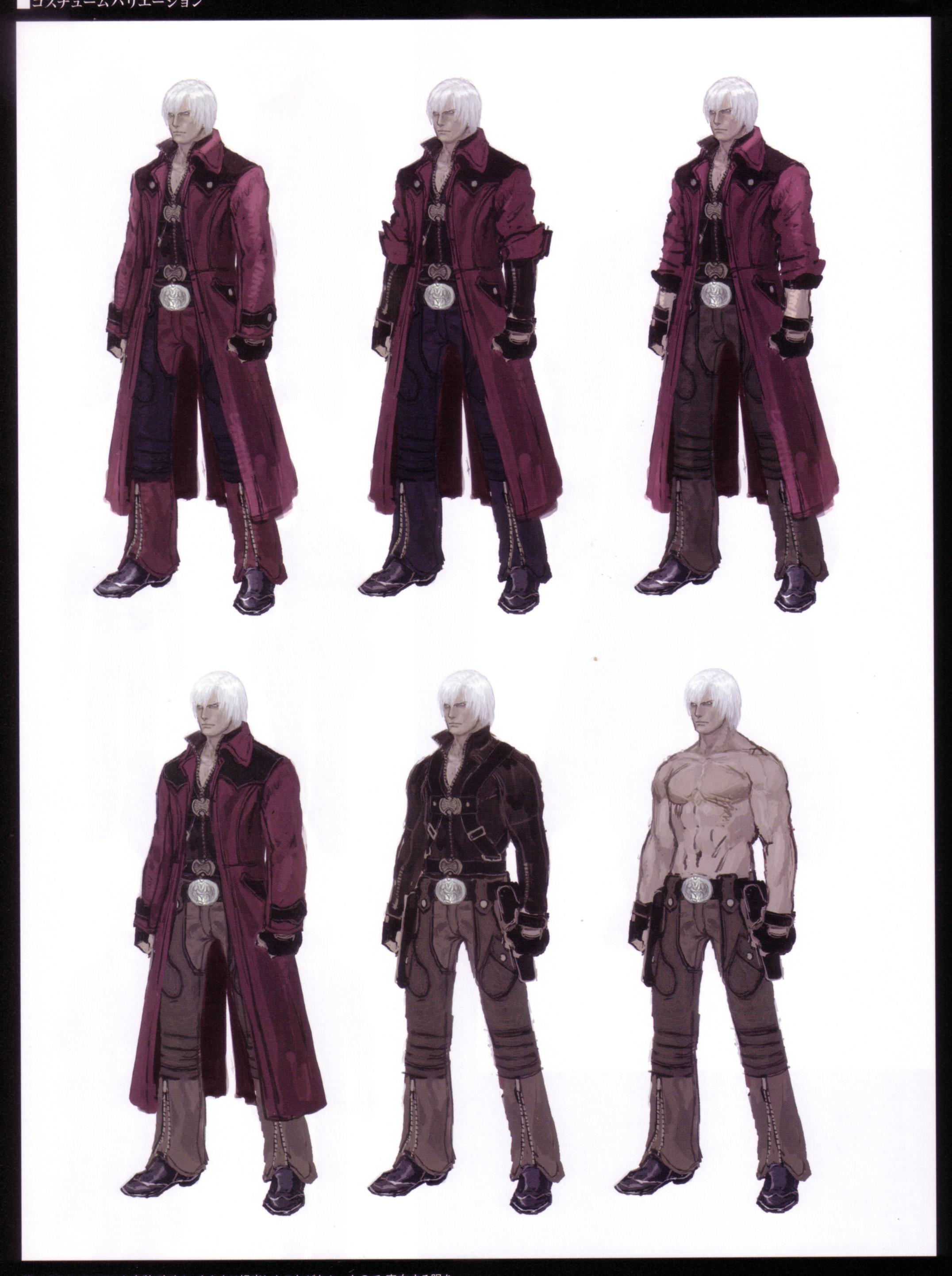 Devil May Cry 4 images DMC 4 Concept Art HD wallpaper and ...