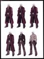 DMC 4 Concept Art - devil-may-cry-4 photo