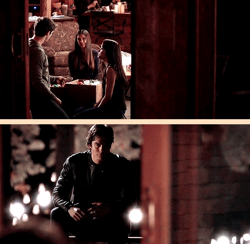 Damon & Elena 4X09