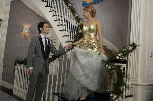 Dan & Serena's wedding - 6x10