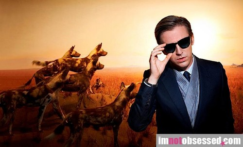 Dan Stevens- Town and Country