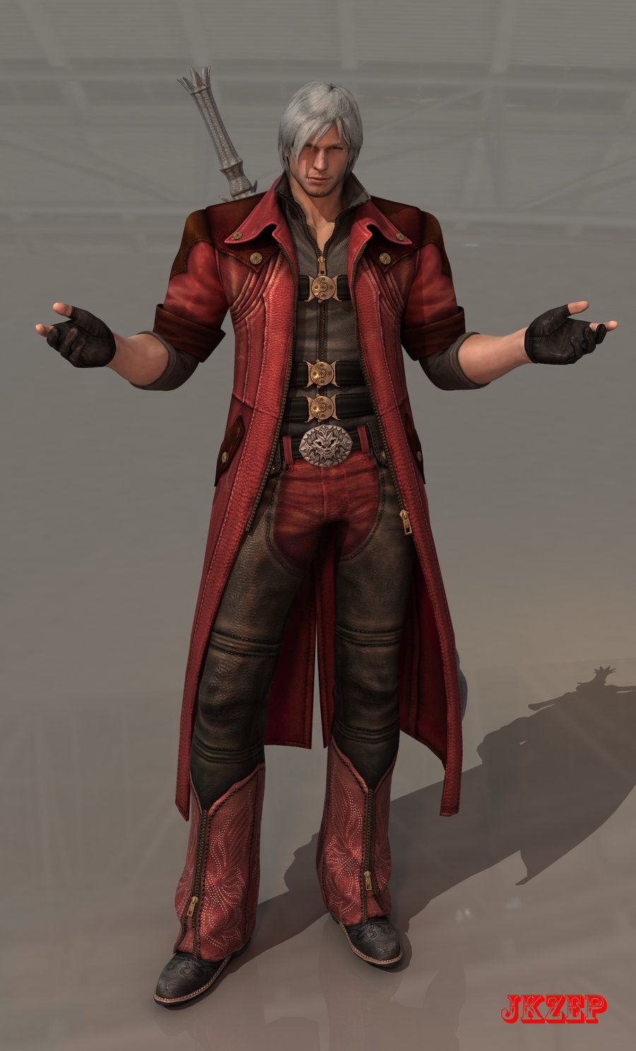 Pin Funny Devil May Cry 4 Dante on Pinterest