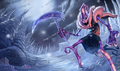 Dark Candy Fiddlesticks - league-of-legends photo