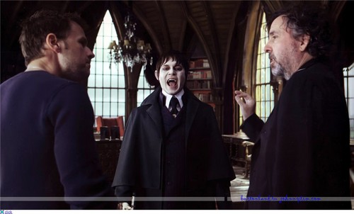 Dark Shadows Behind the Scenes