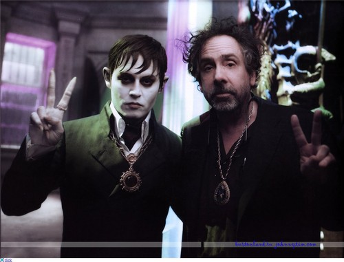 Tim burtons dark shadows images dark shadows behind the scenes hd tim burtons dark shadows wallpaper possibly with a business suit and a concert titled dark shadows publicscrutiny Image collections