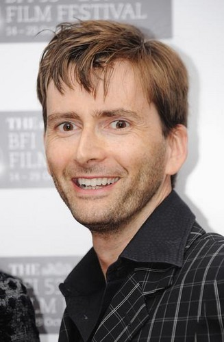 David Tennant/The Doctor <3
