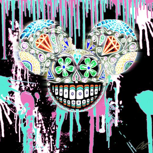 Deadmau5 - Splattered