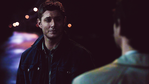 Dean and cas gif