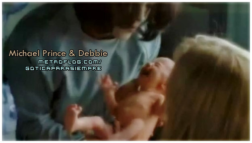 Debbie Rowe giving birth to Prince (The Movie)