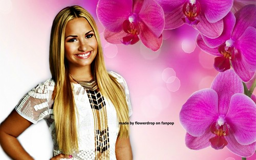 Demi wallpaper ❤