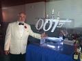Dennis Keogh as James Bond 007