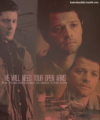 Destiel wallpaper