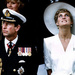 Diana and Charles - princess-diana icon