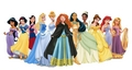 Disney Princess + Merida - disney-princess photo