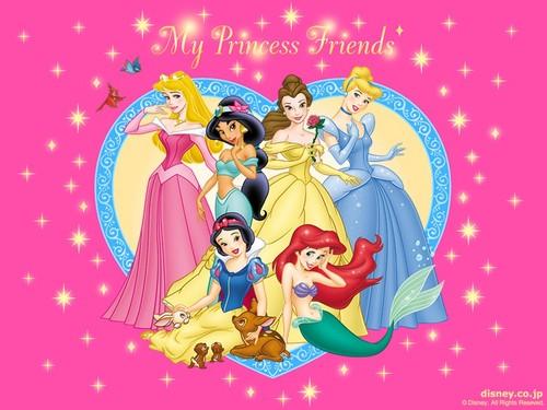 ディズニー princess