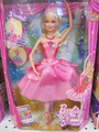 Dolls - Barbie In the roze Shoes