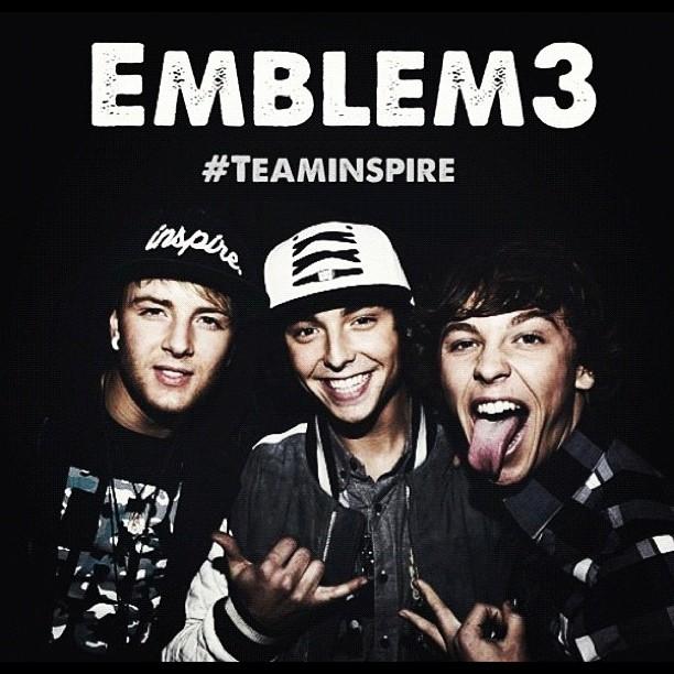 e3 boys emblem 3 photo 33032090 fanpop