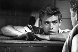 James Dean wallpaper titled East of Eden