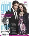"Ed and Leighton on the cover of Russian ""Elle Girl"" Magazine, January 2013 - ed-and-leighton photo"