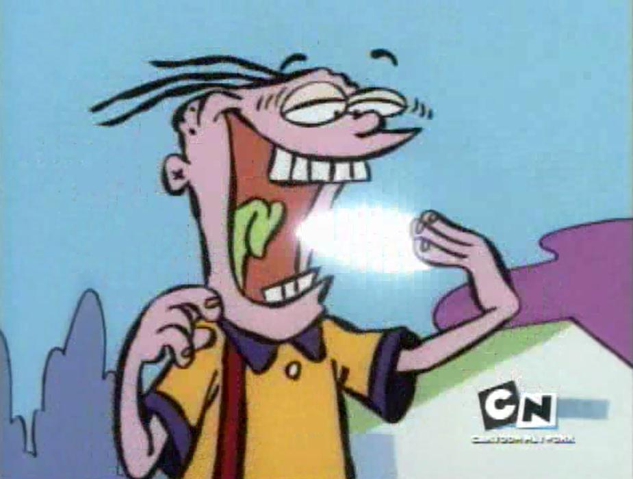 Eddy Eats the Sun