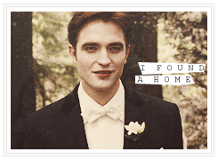 Edward and Bella wallpaper with a business suit titled Edward