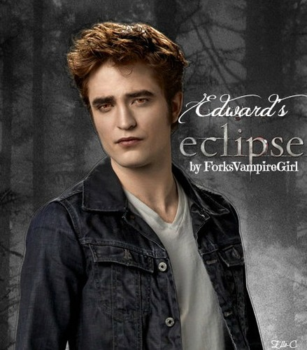 Edward's Eclipse سے طرف کی ForksVampireGirl