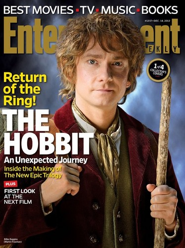 Entertainment Magazine - Bilbo