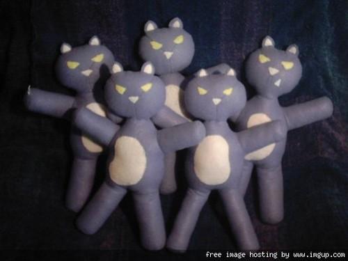 Evey's Cats, Litter 1