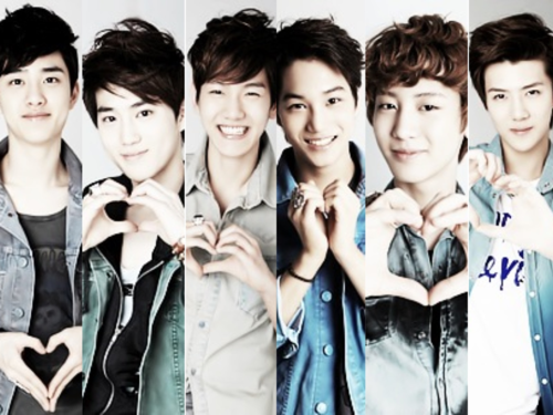 EXO-K wallpaper called Exo-K