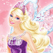 Fairy Princess (from Mariposa and the Fairy Princess) icons - barbie-movies icon