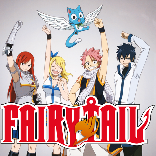 buntot ng engkanto wolpeyper with anime titled Fairy Tail kuna