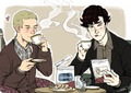 Fanart - sherlock-on-bbc-one fan art