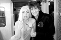 Gaga and Ronnie Wood by Terry Richardson - lady-gaga photo