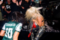 Gaga and Starlight dancing at TRS concert by Terry Richardson - lady-gaga photo