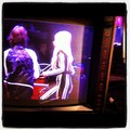 Gaga at the soundcheck with The Rolling Stones (Dec. 15) - lady-gaga photo
