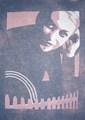 Gillian Anderson Lenolium Stamp