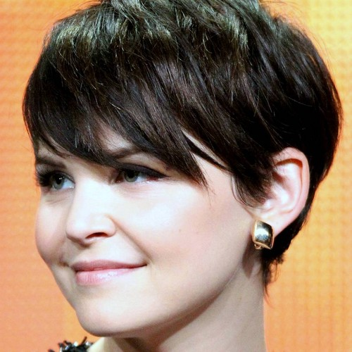 Ginny's hairstyle